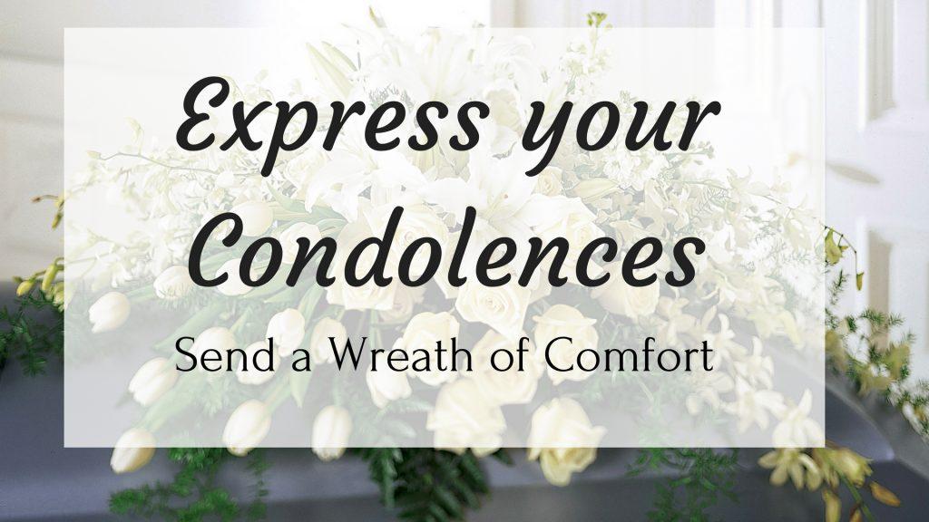 Express Your Condolences